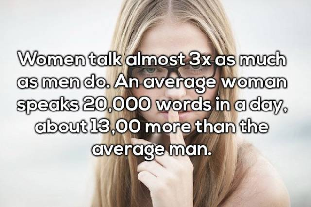 Science Seems To Know Much More About Women Than We Do!