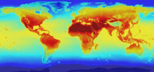 Here's How Drastically Climate Is Going To Change In The Nearest 100 Years