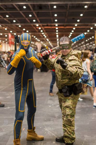 London's Comic Con Has Outdone Itself In Terms Of Cosplay Awesomeness This Year!