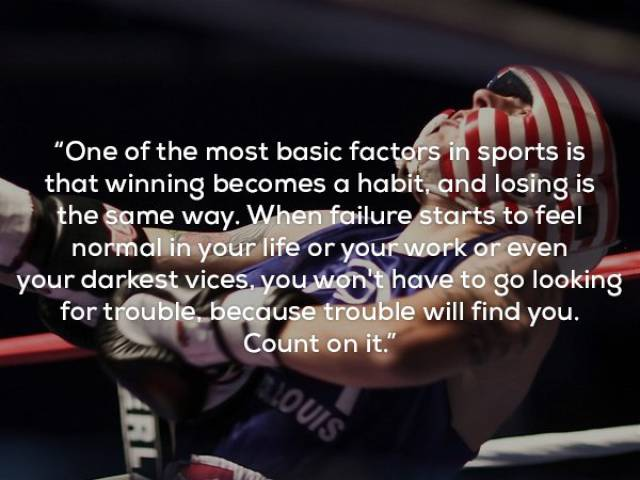 Sports Is Life – These Quotes Prove It