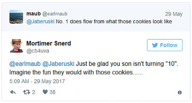 That's Not The Form Of Cookies You Would Like To See On Your Child's 1st Birthday