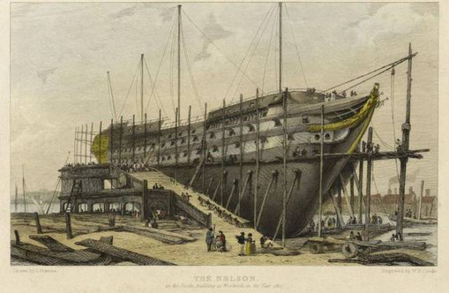 Yes, There Was A Time When Ships Were Wooden, And They Were Magnificent!