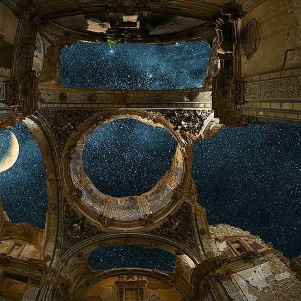 Abandoned Places Look So Majestic In Their Loneliness