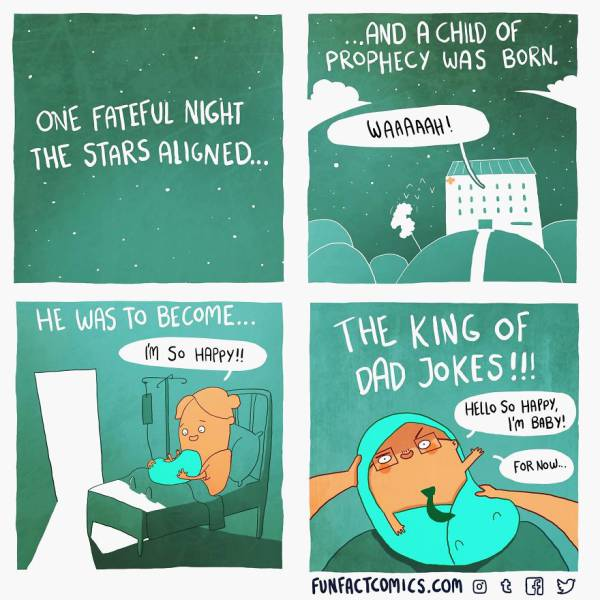 "These ""Fun Fact"" Comics Are Ready To Surprise You With Unexpected Endings!"