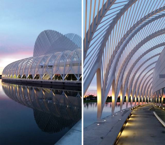 Architects Have Named The Masterpieces Of Their Craft – The Most Beautiful Buildings Around The World