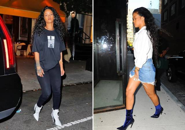 Rihanna's Fans Are Disappointed With How Much Weight Their Idol Has Gained Recently