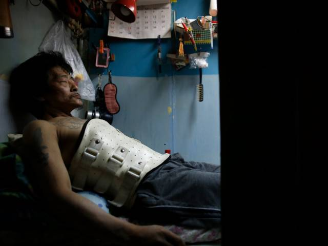 Hong-Kong Residents Know What It's Like To Live In A Coffin