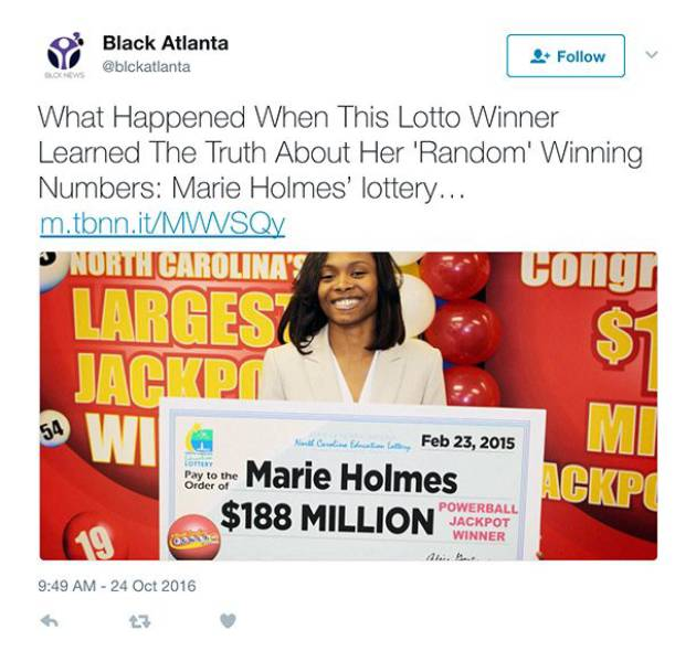 These Stories Warn Us That Winning A Lottery Isn't Always A Good Thing