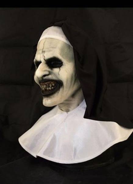 """Immortal Masks"" Are Creating The Most Frightful Masks Out There"