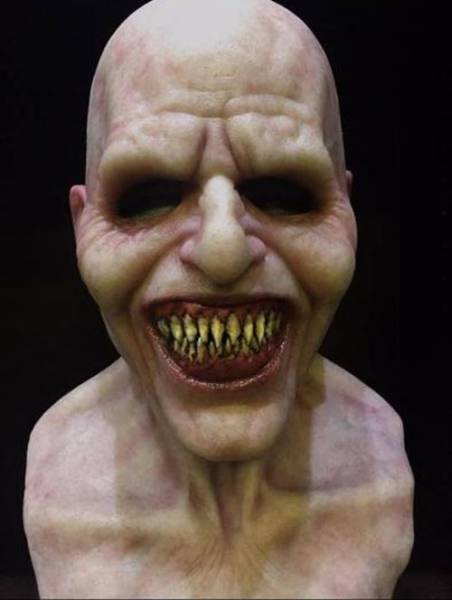 """""""Immortal Masks"""" Are Creating The Most Frightful Masks Out There"""