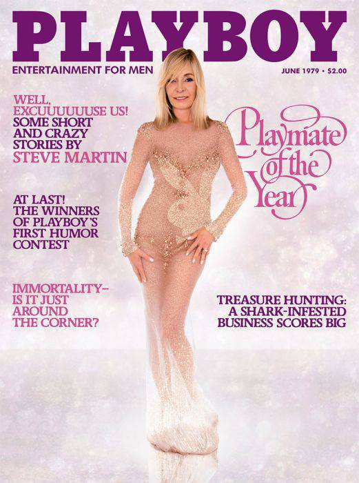 These Playboy Playmates From The Past Recreated Their Famous Covers To Show That They're Still Hot