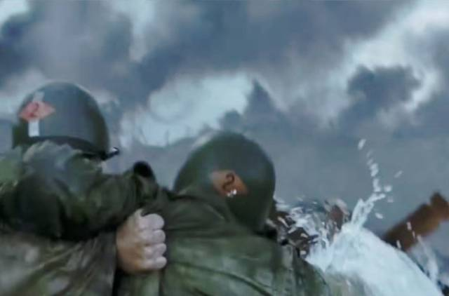This Is How One Of The Most Intense Military Scenes In Movies Was Filmed