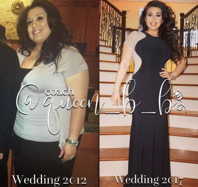 After Her (Now Ex) Husband Cheated On Her, She Lost Weight To Show Him What He's Lost