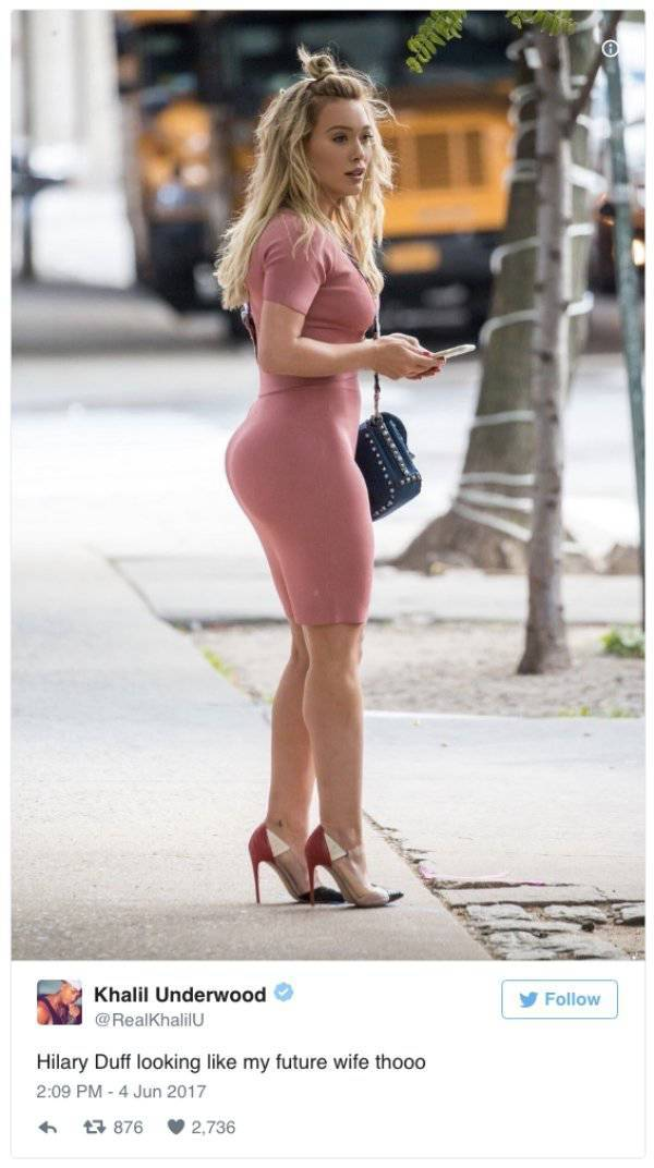 Hilary Duff Just Came Out Of Nowhere Looking Amazing As Never Before!