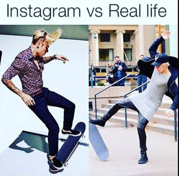 That's How Much Instagram Bends The Ways People Really Live