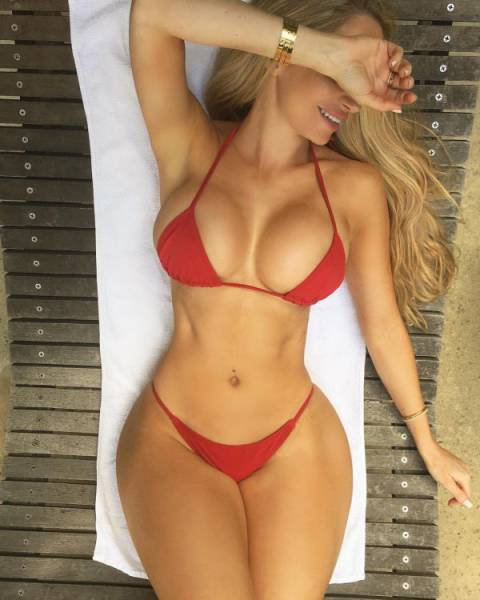 This Model's Body Brings Her Millions Of Dollars Via Instagram