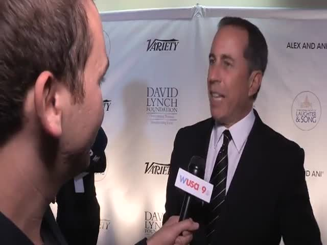 Jerry Seinfeld Has No Time For All Those Modern Pop Stars…