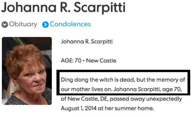 Humor Is Immortal, As These Comical Obituaries Prove