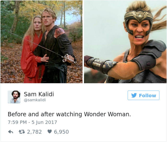 Twitter Just Cannot Contain The Excitement Over The New Wonder Woman Movie!