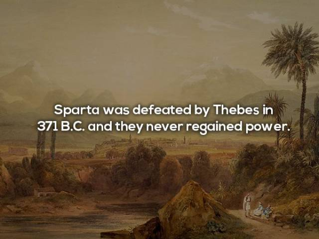 Looks Like Ancient Sparta Was A Pretty Interesting Place