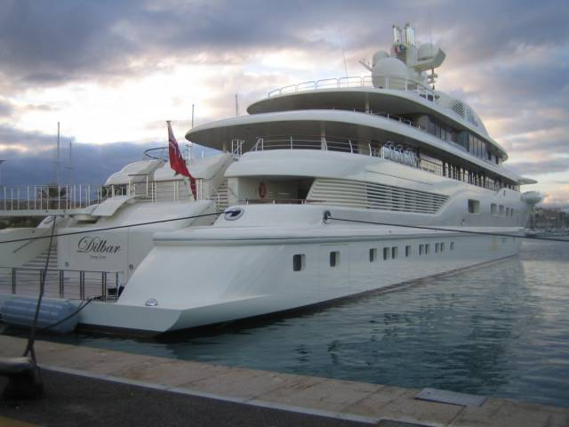 There Are No Yachts More Expensive Than These