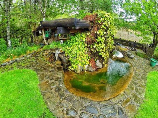 The Real Hobbit House Does Exist!