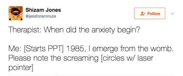 These Anxiety Jokes Prove That Laughter Can Cure Anything