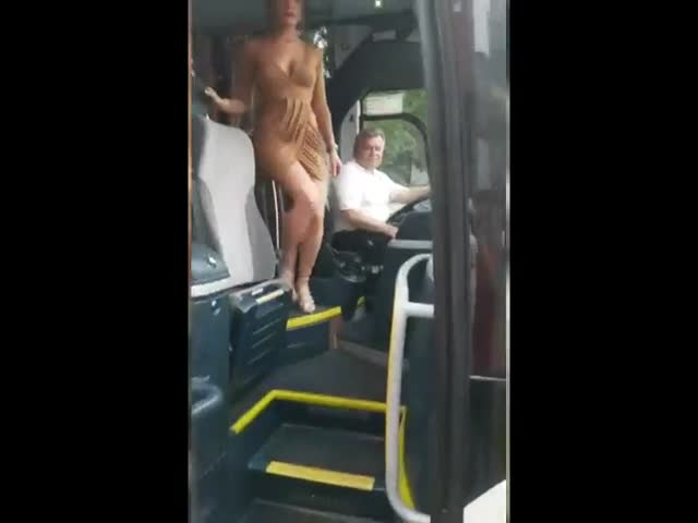 This Bus Seems To Have Come Straight From Heaven!