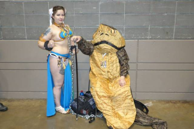 It's Almost As If You Can't Fail At Cosplay