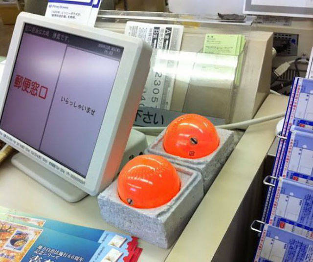 You Will Find These Bizarre Color Balls In Every Japan's Shop Near The Cash Register, And That's Pretty Clever