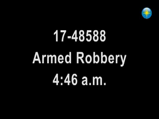This Man Just Didn't Care How Armed The Robbers Are And How Many Of Them There Is