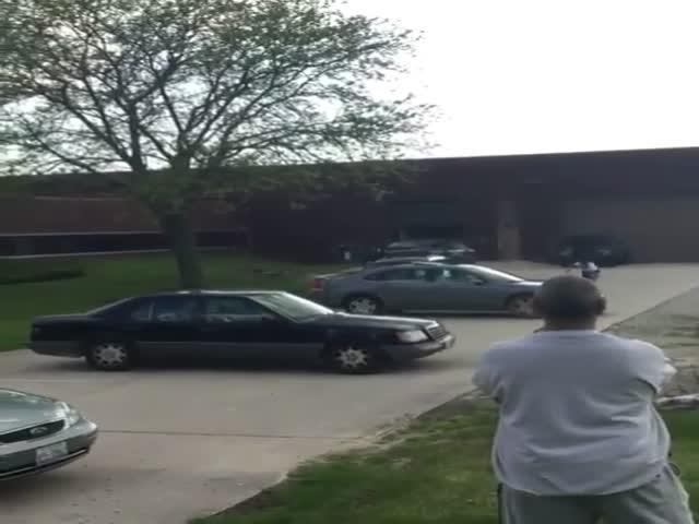 More Cars = More Backflips!