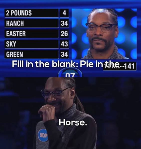 """Family Feud"" Is Just Full Of Those Sweet-Sweet Fails"