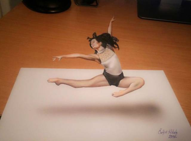 These 3D Arts Will Just Break Your Very Brain