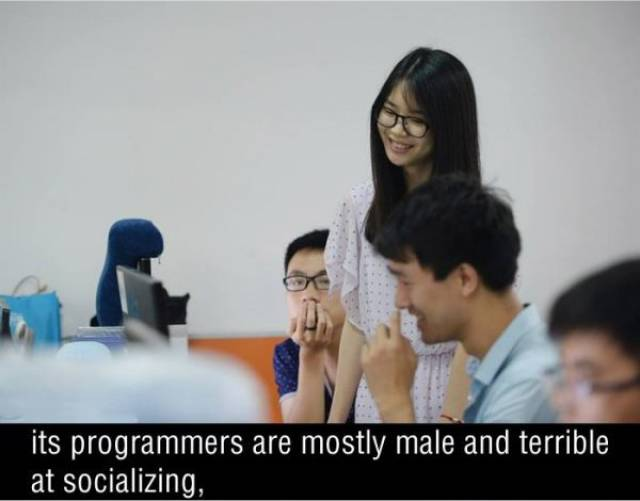Chinese Companies Have Found A Pretty Sexy Way To Motivate Their Employees!