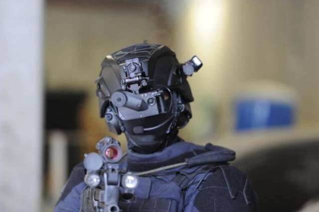 Even Military Outfits Are Scary Nowadays, Let Alone Militarists Themselves