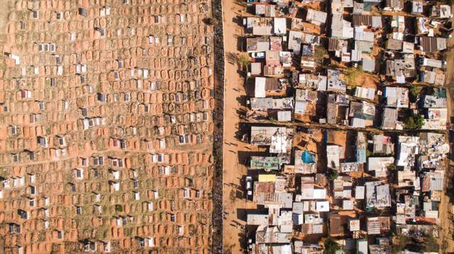 This Is How Different Slums Are From The Normal Parts Of Cities