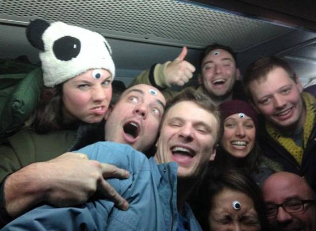 Otto Warmbier Seemed To Have Been Having A Good Time In North Korea Up Until He Was Jailed…