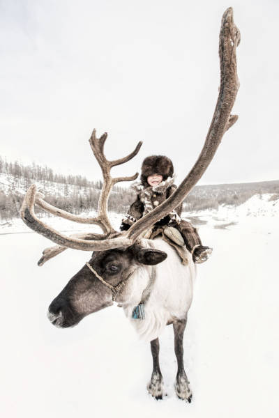 This Man Ventured Deep Into Siberia To Bring Us The Most Unique Photos Of Its Locals