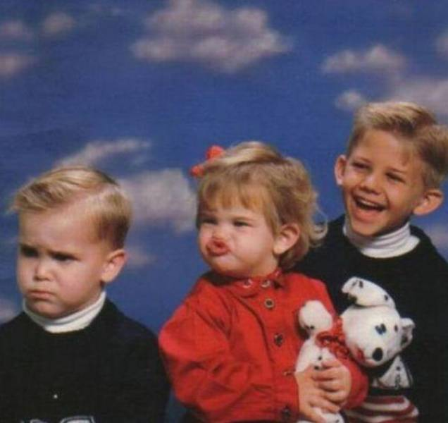 Kids Don't Give A F#ck About Your Stupid Family Photos!