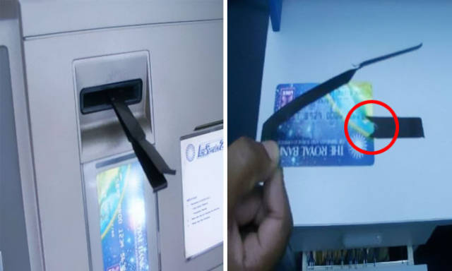 ATM Scams Are Getting More And More Ridiculous Each Day