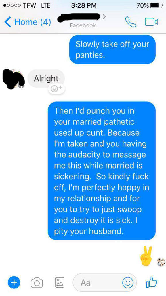 This Man's Ex Had No Success In Trying To Ruin His Marriage