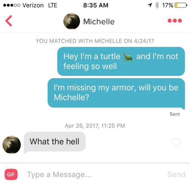 Dating puns