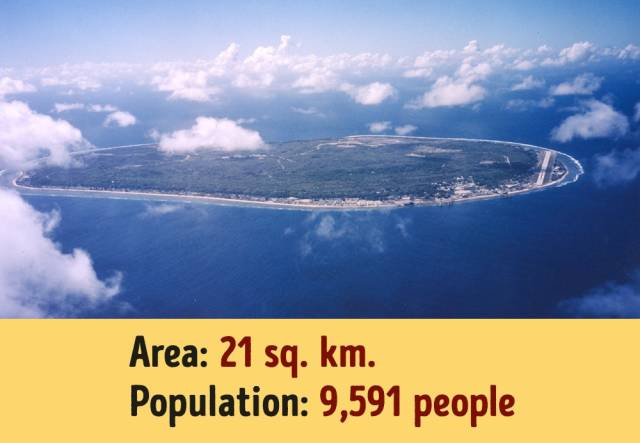 Yes, These World's Smallest Countries Do Really Exist