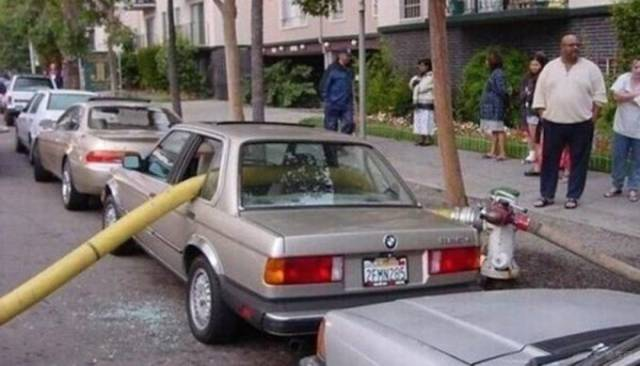 Here's Why You Should Never Park In Wrong Places