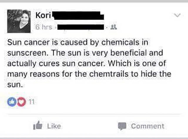 Some People Should Just Up Their Education Game A Bit Before Posting On Facebook