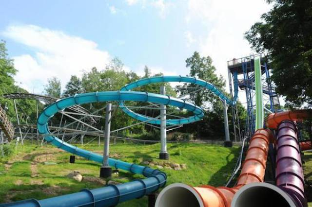 There Is No Waterslides In The US More Insane That These!