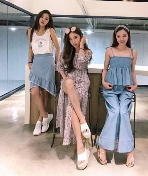 These Young Taiwanese Girls Are Actually Twice Older Than They Look Like!