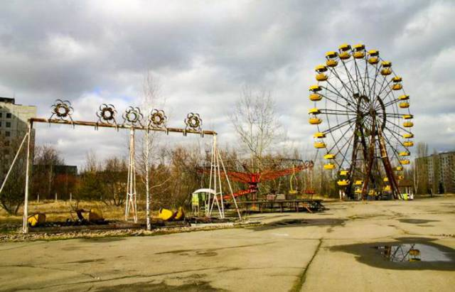 Every Single Unit Of This Equipment Is Contaminated With Chernobyl's Radiation!