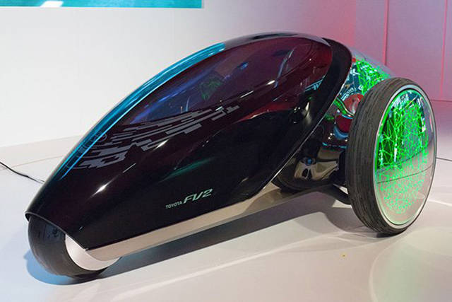 These Cars Are Coming To Us Straight From The Future